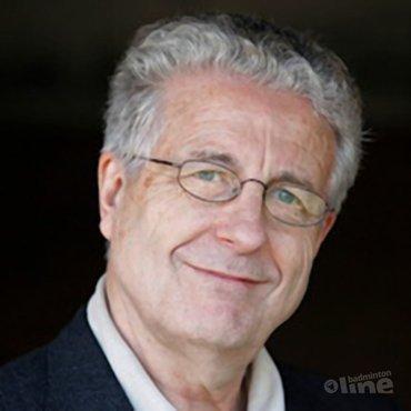Ted van der Meer nieuwe voorzitter Badminton Nederland