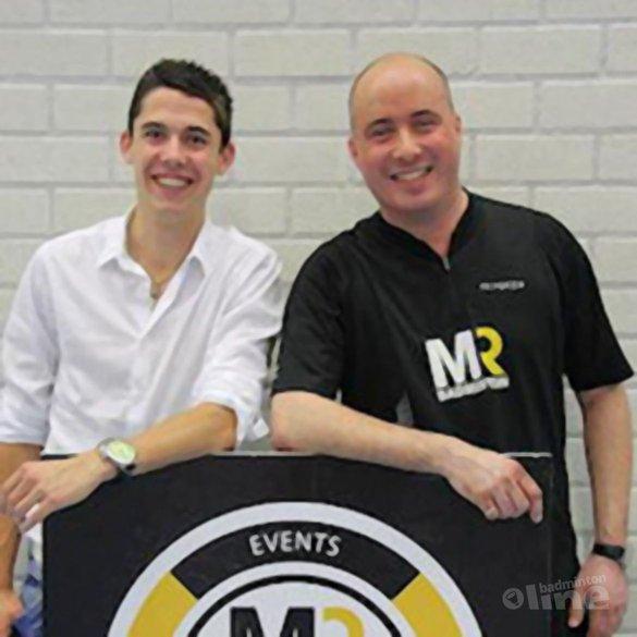 MR Badminton gaat Erik Meijs sponsoren - Erik Meijs