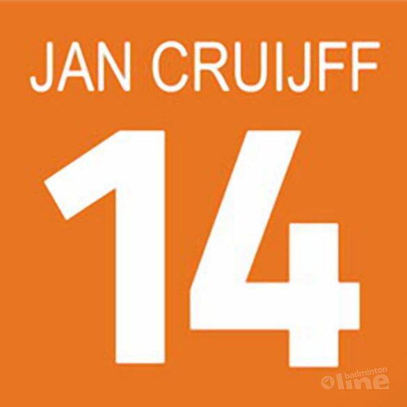 Jan Cruijff: reactie nummer 14 - badmintonline.nl