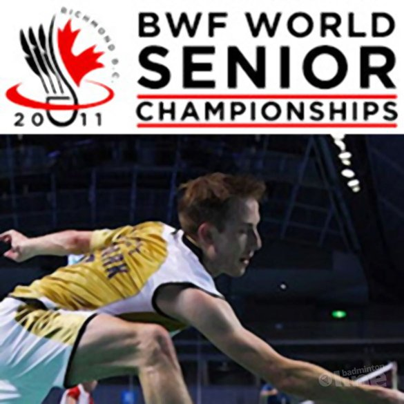 Nederlanders bij WK Veteranen in Canada - BWF World Seniors