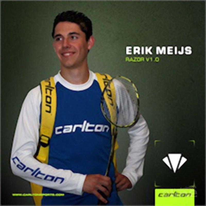 Erik Meijs kiest voor Carlton - Carlton Sports