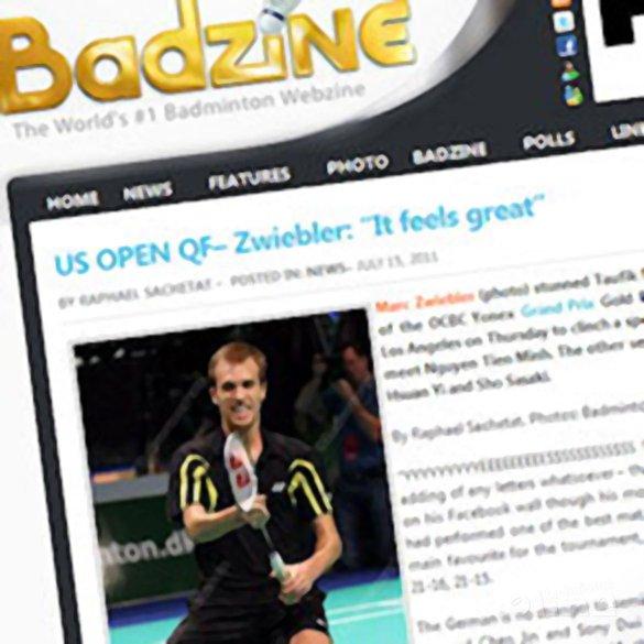 Marc Zwiebler verslaat Taufik Hidayat in kwartfinale US Open - Badzine