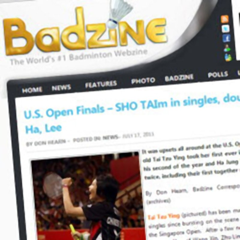 17-jarige winnares US Open 2011 - Badzine