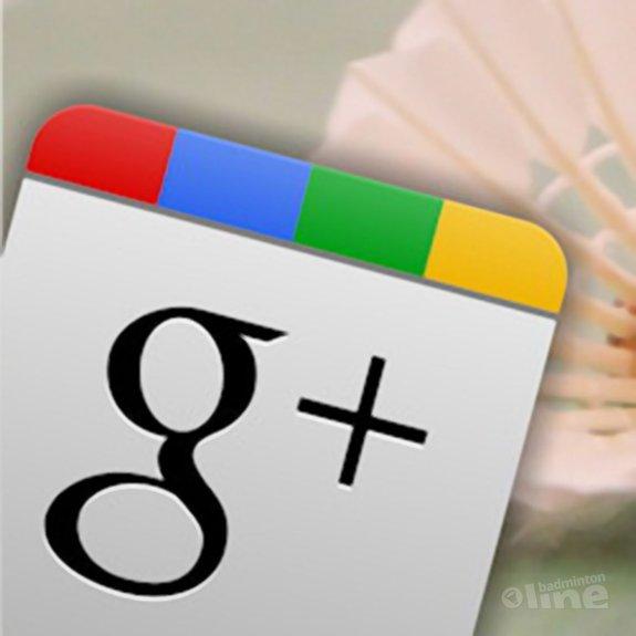 Google+, Twitter, Facebook voor het laatste badmintonnieuws - CdR
