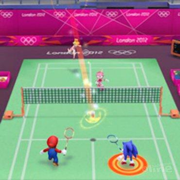 Mario en Sonic op de Olympische Spelen van Londen 2012