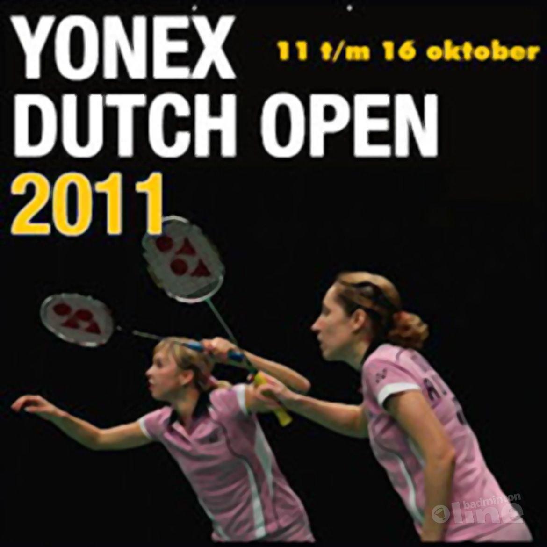 Voorverkoop Yonex Dutch Open gestart
