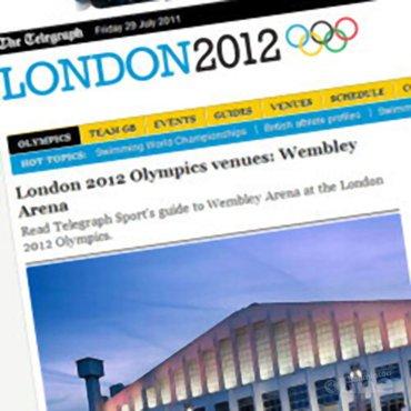 De race naar Londen 2012