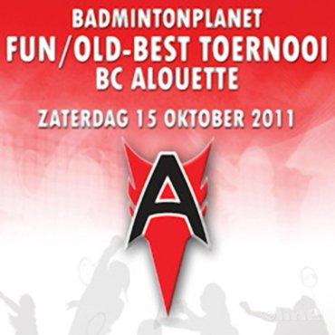 Alouette organiseert Fun-Old-Best toernooi in oktober