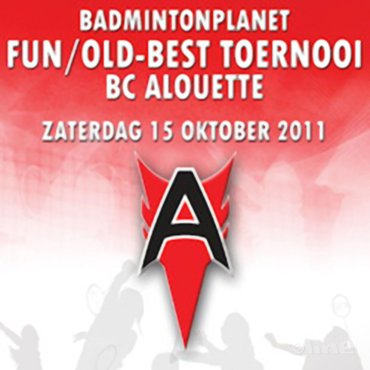 Alouette organiseert Fun-Old-Best toernooi in oktober