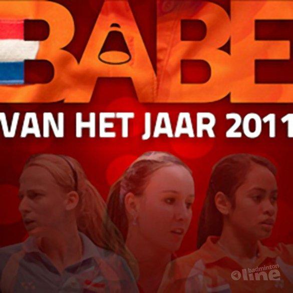 Wie wordt badmintonline.nl Babe van het Jaar? - Alex van Zaanen