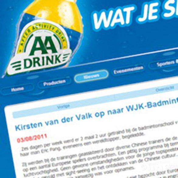 Kirsten van der Valk op naar WJK-Badminton na China-stage - AA Drink