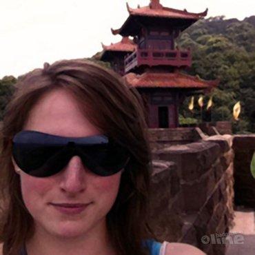 Kirsten van der Valk blikt terug op China