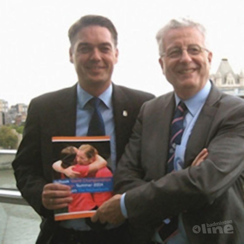 Bidbook in Londen aangeboden