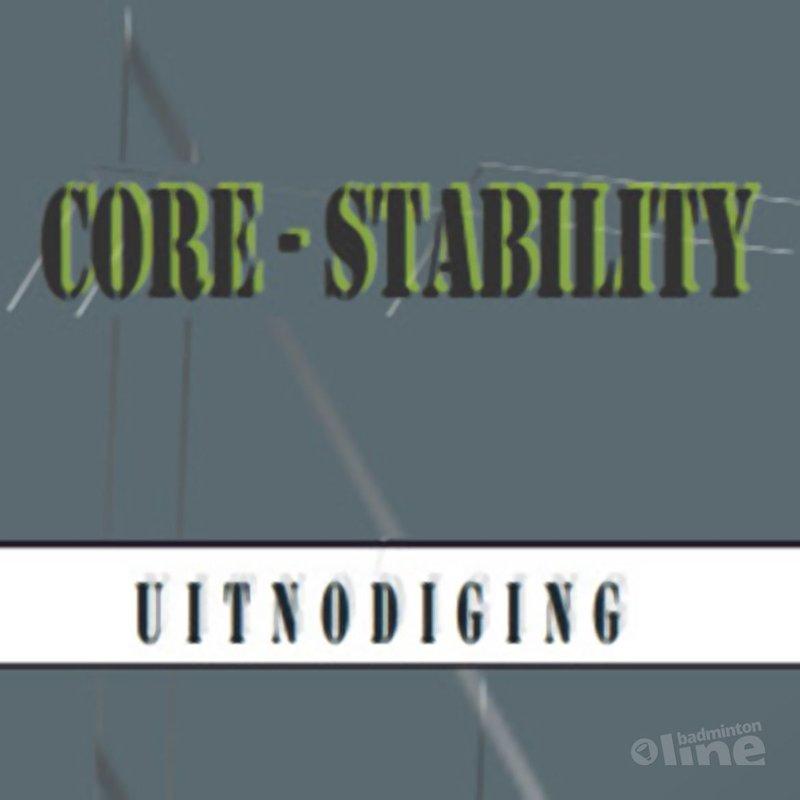 Uitnodiging: bijscholing over core stability op zaterdag 3 september - Roel van Heuckelom