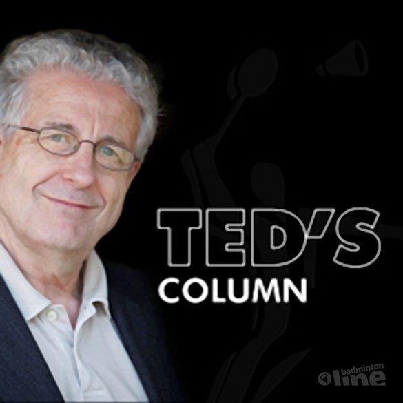 Ted's Column (week 34) - badmintonline.nl