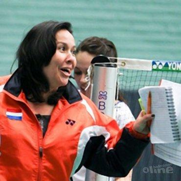 De papieren van de technische staf van Badminton Nederland