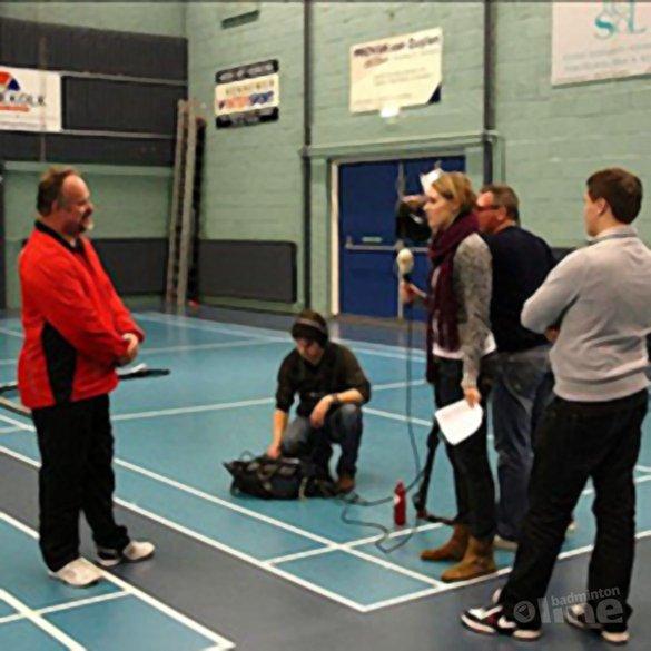Bijscholing rond de Dutch Open 2011 - Ron Daniëls