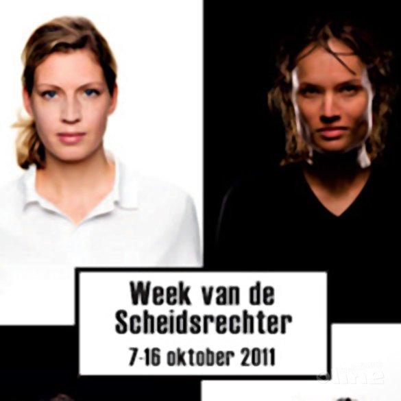 Week van de scheidsrechter - Badminton Nederland