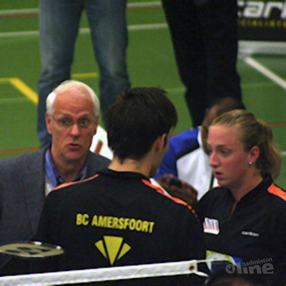 Ruime overwinning voor Amersfoort - BC Amersfoort