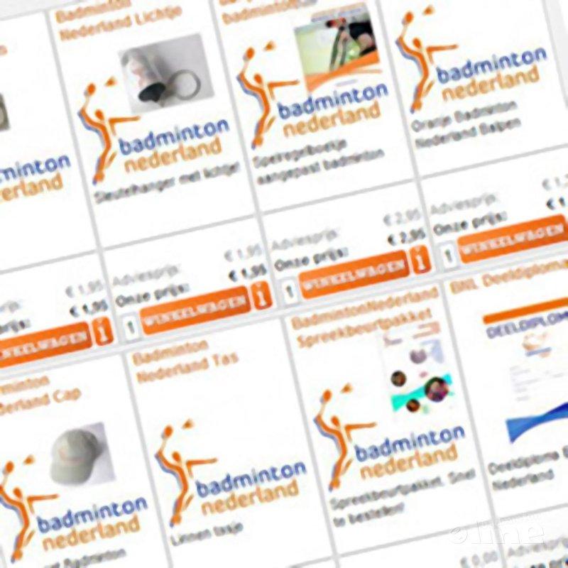 Badminton Planet gaat BNL-artikelen verkopen - Badminton Planet