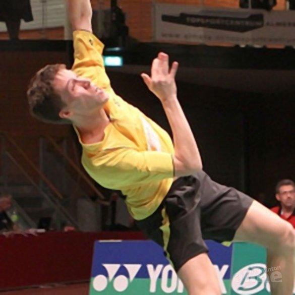 Yonex Dutch Open in teken van de Spelen - Alex van Zaanen