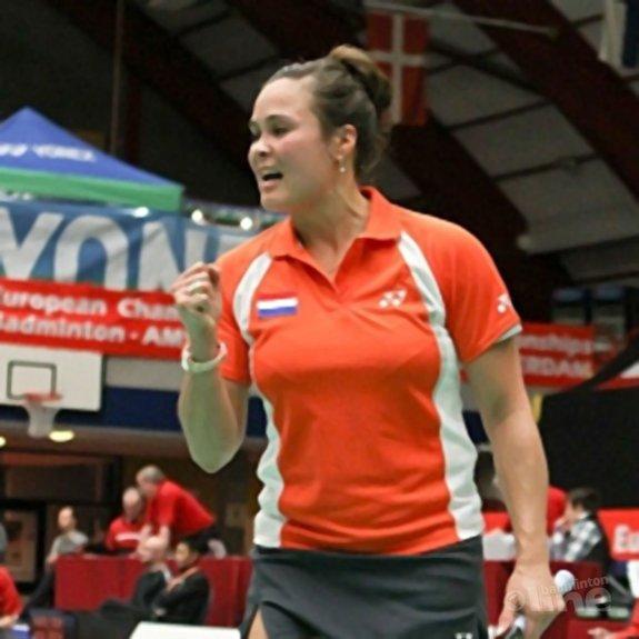 Jonathans niet blij met besluit badmintonbond - Alex van Zaanen