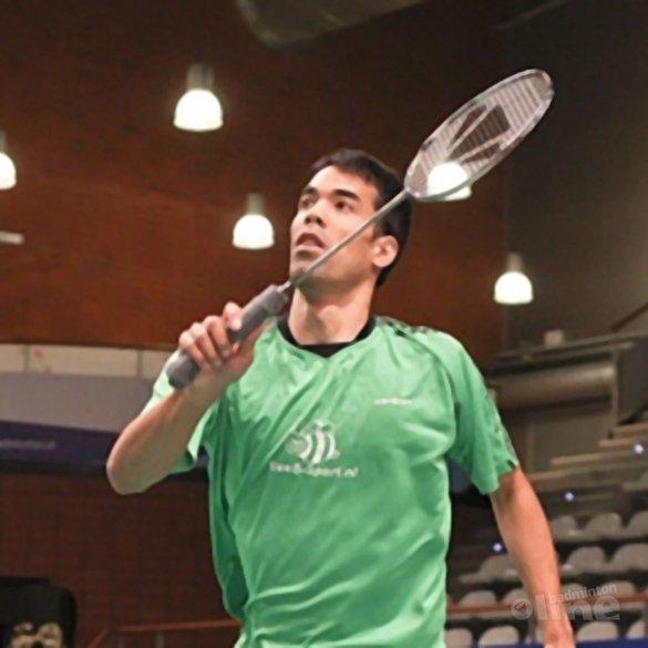 Pang en Jie door op Dutch Open - Alex van Zaanen
