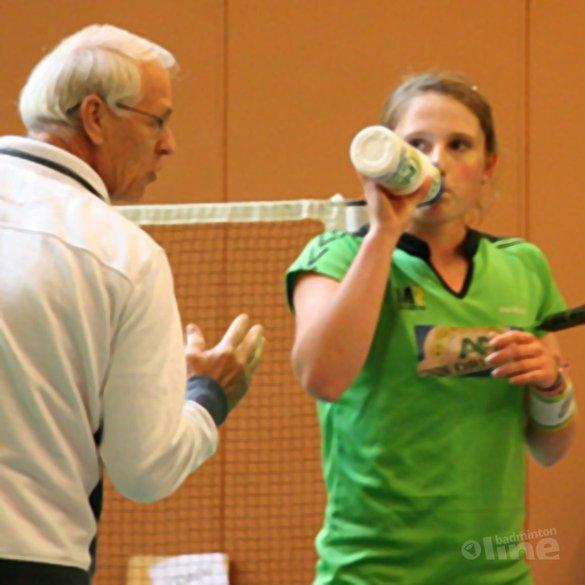 Eerste ronde damesenkel op DJC eindstation voor Kirsten van der Valk - André van der Valk