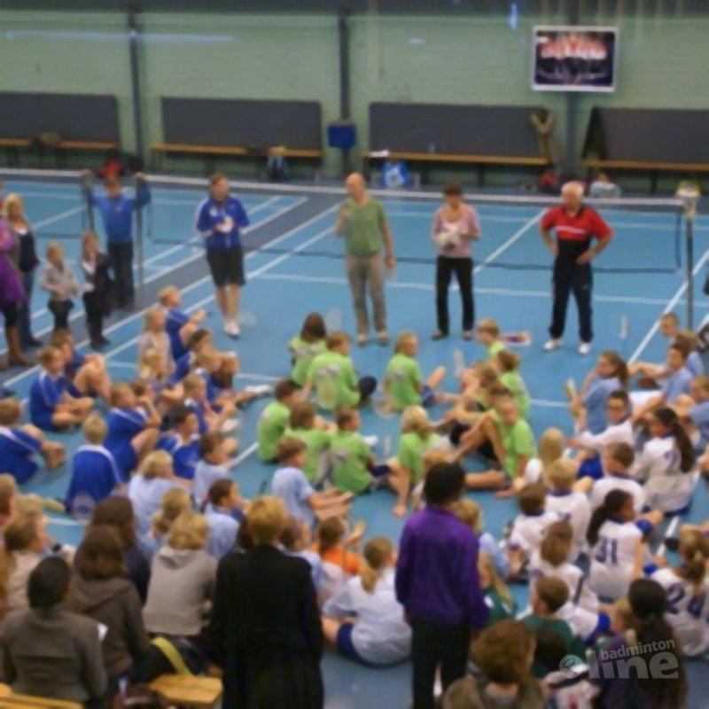 Basisschool Ter Cleeff wint 15e Schoolbadmintontoernooi bij Duinwijck - Duinwijck