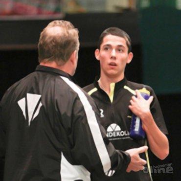 Buitenlandse toernooien Erik Meijs flink omhoog