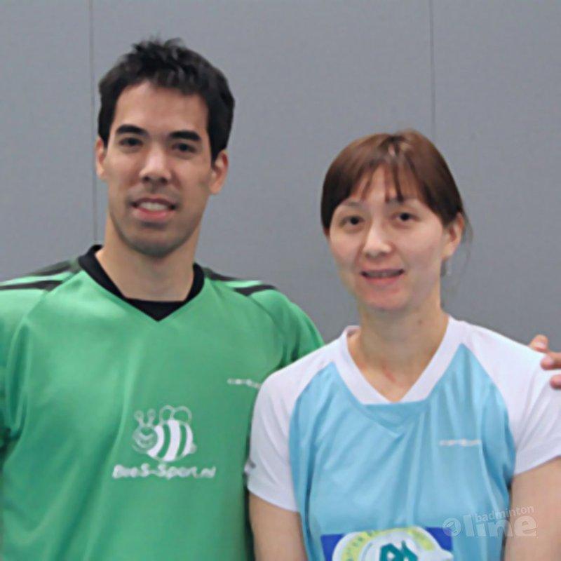 Eric Pang en Yao Jie genomineerd als Sporters van het Jaar - Trouw.nl