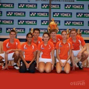 Sensatie op WJK: Oranje klopt Denemarken