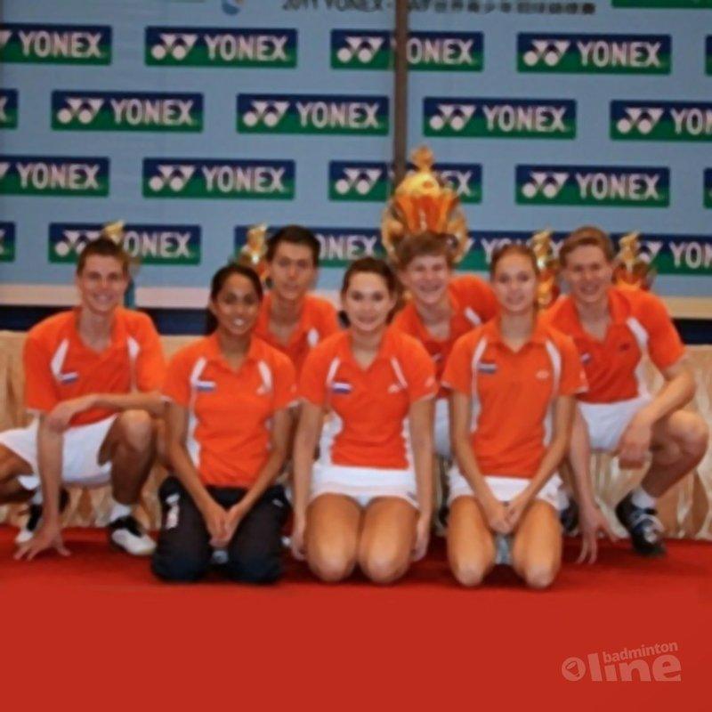 Sensatie op WJK: Oranje klopt Denemarken - Badminton Nederland / Ger Tabeling