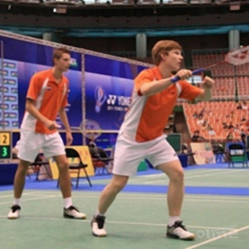 Jong Oranje redt het niet tegen Maleisië - Badminton Nederland / Ger Tabeling