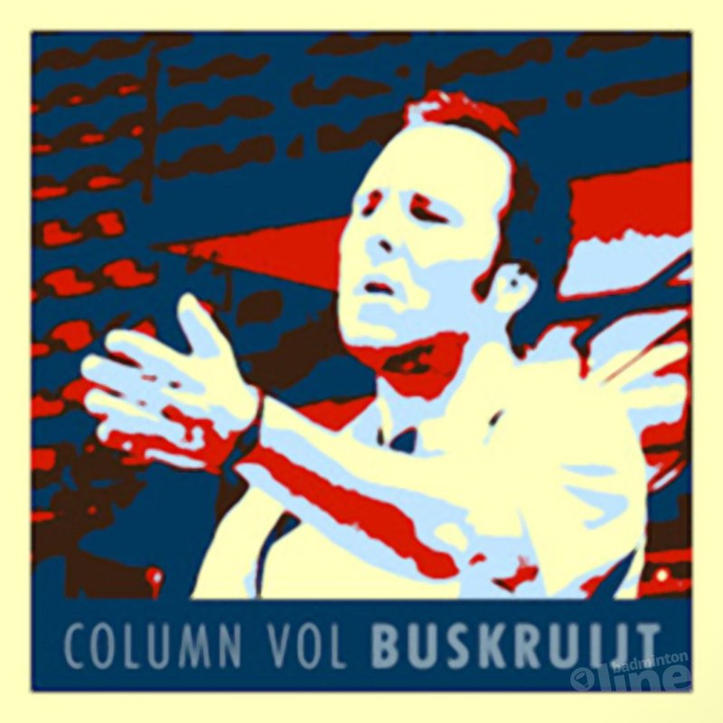 De Goebbels van het badminton - CdR