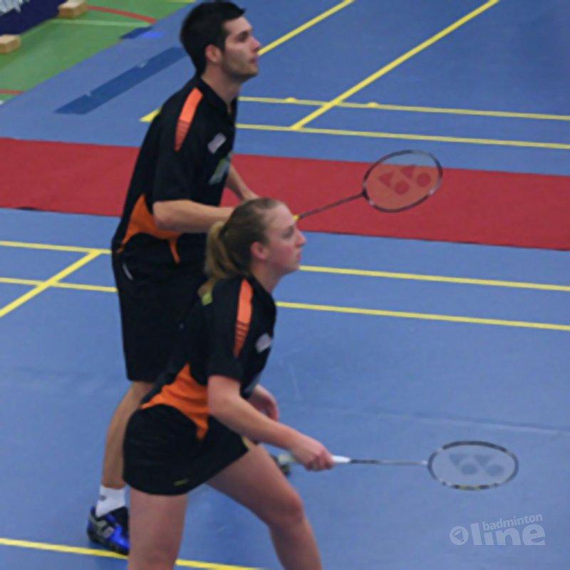 Nederlaag voor Amersfoortse badmintonners - BC Amersfoort