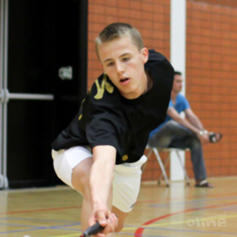 Mark Caljouw naar EK voor jeugd onder 17
