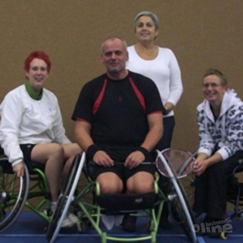 WK aangepast badminton (deel 1) - Margriet Karsmakers