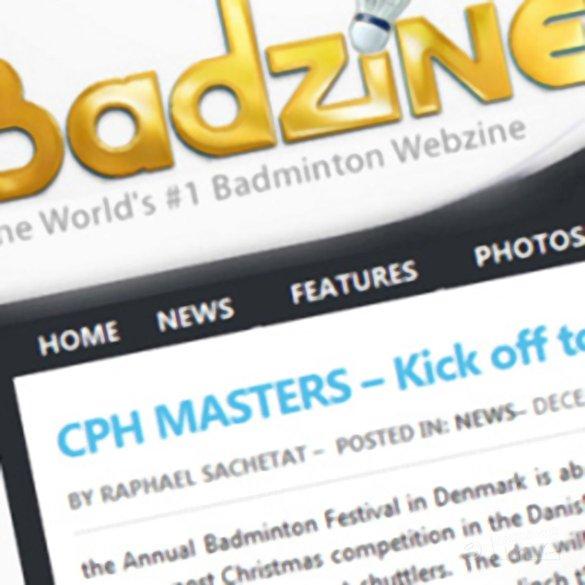 Annual Badminton Festival in Copenhagen - Badzine