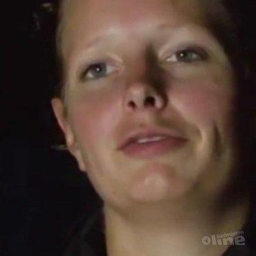 Rachel van Cutsen bij Sportclub Rijnmond