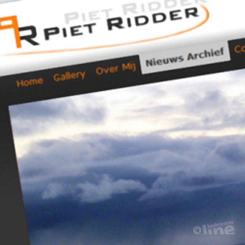 Blogger Piet Ridder hangt muis aan de wilgen - Piet Ridder
