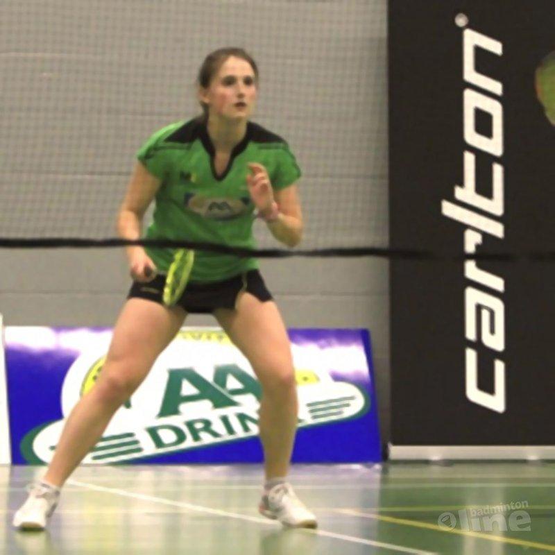 Kirsten van der Valk wint in Hoensbroek - Kirsten van der Valk