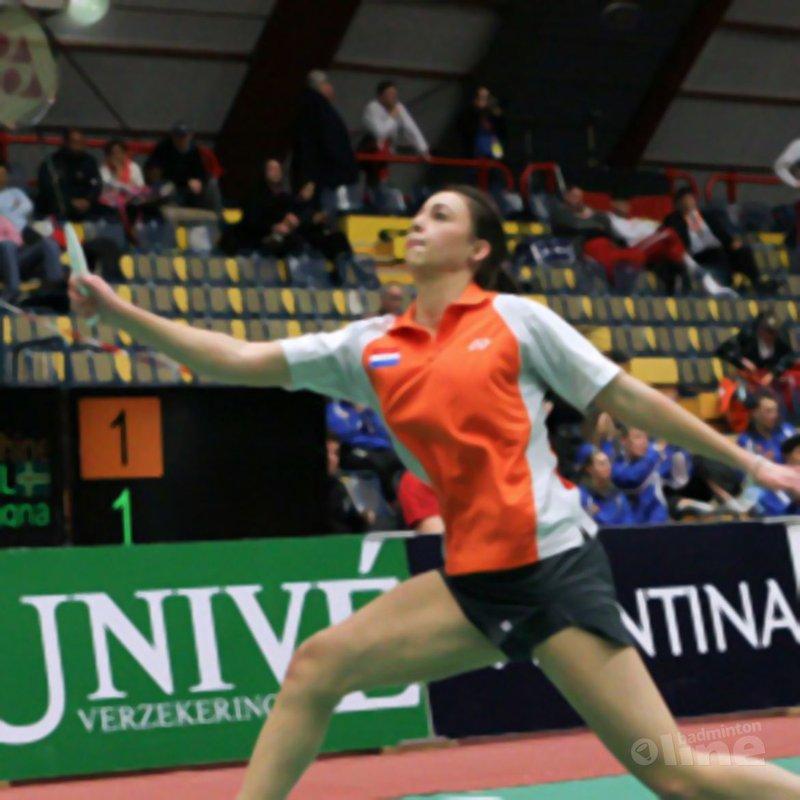 Amsterdam 'badmintonhoofdstad' van Europa - René Lagerwaard