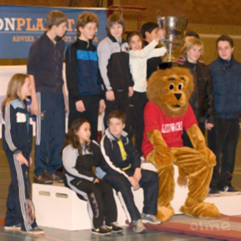 Start-Best toernooi 2012 een groot succes - BC Alouette