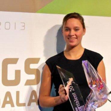 Soraya de Visch Eijbergen sporttalent van Den Haag