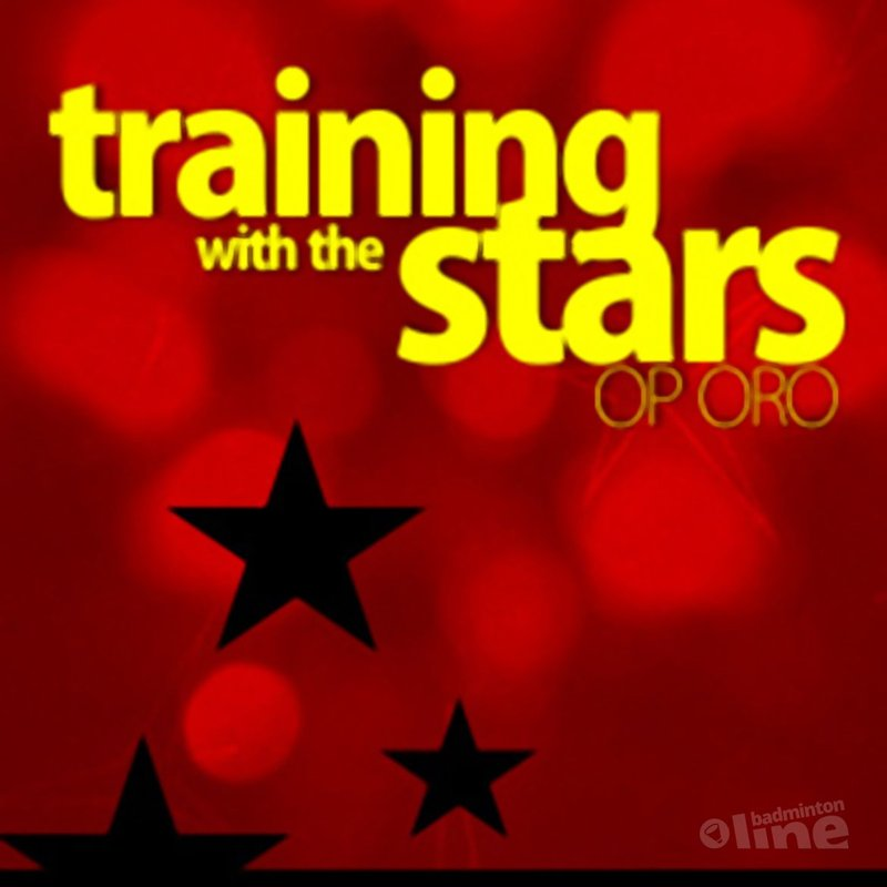 Training with the stars op Oro - CdR