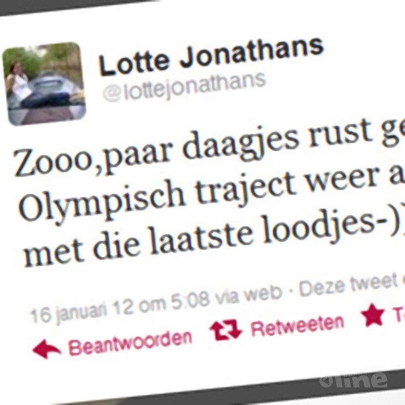 Deze afbeelding hoort bij 'Lotte Jonathans tóch door met Paulien van Dooremalen?' en is gemaakt door Twitter