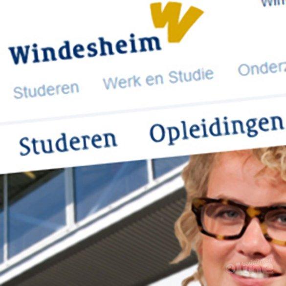 Ted van der Meer en Laura Damstra: een apart koppel - Hogeschool Windesheim