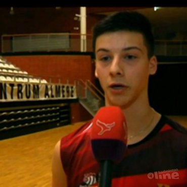 Omroep Flevoland: 'Vlaar ziet NK badminton als tussendoortje'