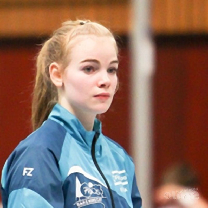 Wint Paulien Koornstra dit weekend de HBV Junior Master? - Alex van Zaanen